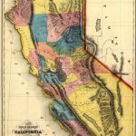 "California Gold Map ~ ""gold Mines And Mining. Gibbes' New Map Of   California Gold Claims Map"