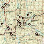California Gold Maps, Treasure Maps, Gold Panning Maps, Gold   Map Of Abandoned Mines In California