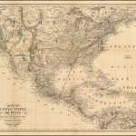 California Gold Rush Rarity) Map Of The United States And Mexico   California Gold Rush Map