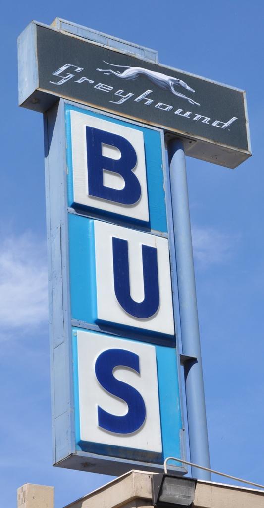California Greyhound Bus Stations | Roadsidearchitecture - Greyhound Map California