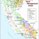 California   Herd Management Areas | Bureau Of Land Management   California Public Lands Map