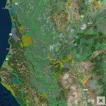 California Hunt Zone B2 Deer   B Zone California Map