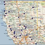 California Map Of Northern Cities – Map Of Usa District   Map Of Northern California Cities And Towns