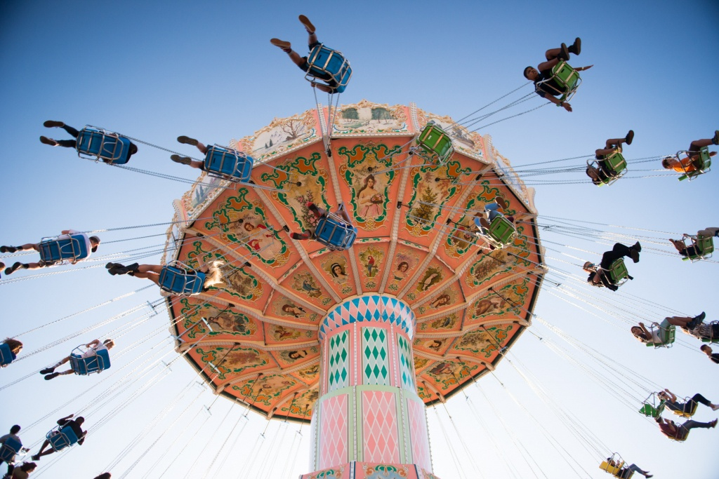 California Mid-State Fair | Events & Festivals In Slo Cal - Map Of California Mid State Fair