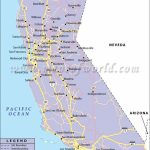 California Road Network Map | California | California Map, Highway   Detailed Map Of California Usa