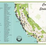 California State Parks Map And Travel Information | Download Free   California State And National Parks Map