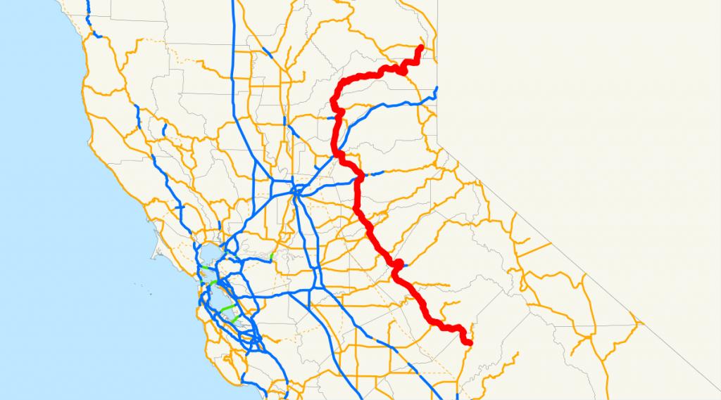 California State Route 49 - Wikipedia - Highway 41 California Map