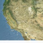 California State (Usa) Extruded. Satellite Map Stock Animation | 6511475   Satellite Map Of California