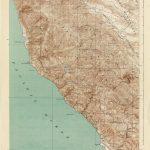 California Topographic Maps   Perry Castañeda Map Collection   Ut   San Martin California Map