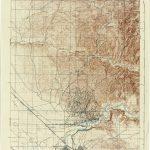 California Topographic Maps   Perry Castañeda Map Collection   Ut   Usgs Maps California