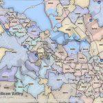 California Zip Code Maps And Travel Information | Download Free   California Zip Code Map Free