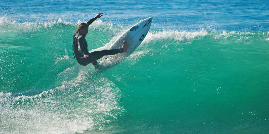 California's Best Surfing Waves - Surf Spots In California Map