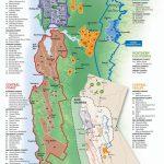 California's Wine Growing Regions | Infographics | Italian Wine   Map Of California Wine Appellations