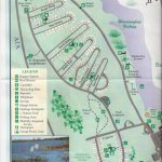 Campground Map   Anastasia State Park   St. Augustine   Florida   Camping In Florida State Parks Map