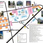Campus Map & Directions   Lenoir Rhyne University   Duke University Campus Map Printable