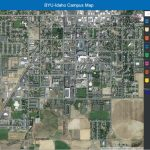 Campus Maps   Byu Campus Map Printable