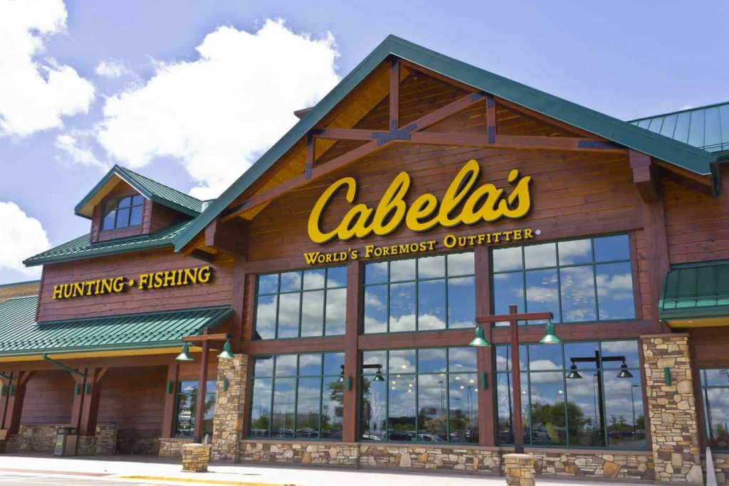 Can Rvs Camp Overnight At Cabela's? | Camper Report - Cabelas In Texas Map