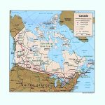 Canada Maps   Perry Castañeda Map Collection   Ut Library Online   Printable Map Of Canada Pdf