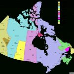 Canada Time Zone Map   With Provinces   With Cities   With Clock   Canada Time Zone Map Printable