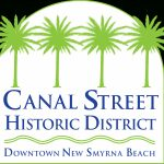 Canal Street Historic District New Smyrna Beach   Canal Street   Smyrna Beach Florida Map