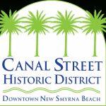 Canal Street Historic District New Smyrna Beach   Canal Street   Smyrna Beach Florida Map