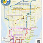 Cape Coral Bicycling Interactive Maps   Map Of Florida Including Cape Coral