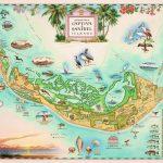 Captiva And Sanibel Islands   Wooden Jigsaw Puzzle   Liberty Puzzles   Street Map Of Sanibel Island Florida