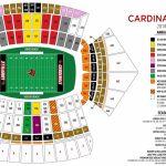 Cardinal Stadium Seating Map   University Of Louisville Athletics   University Of Florida Football Stadium Map