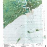 Carrabelle Topographic Map, Fl   Usgs Topo Quad 29084G6   Carrabelle Florida Map