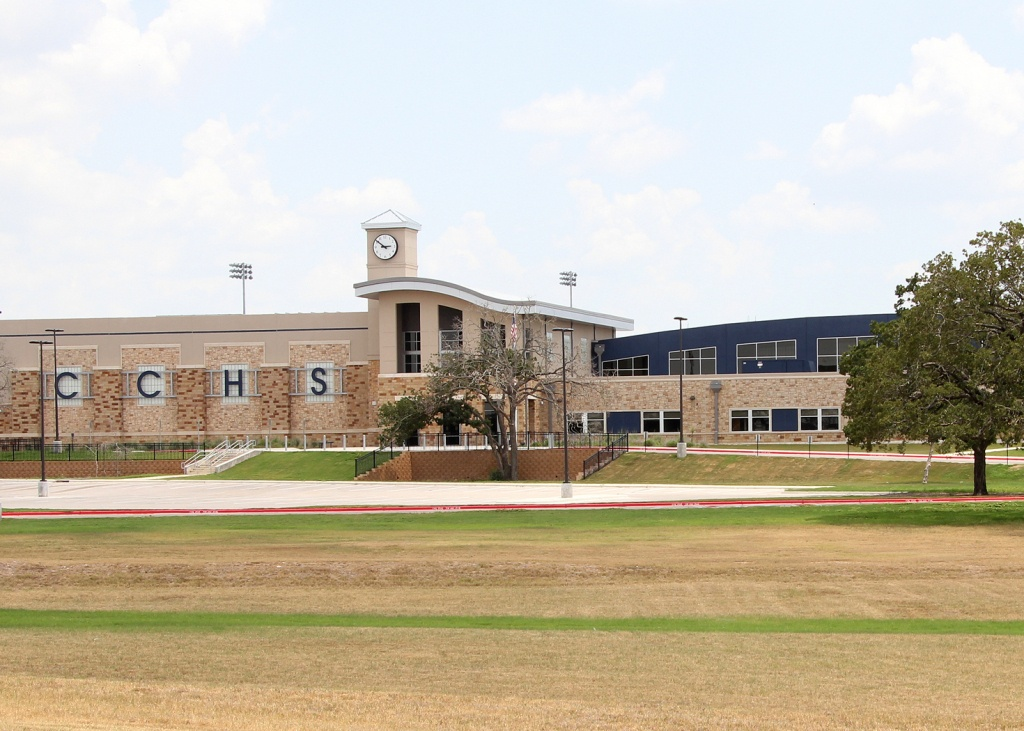 Cedar Creek High School (Texas) - Wikipedia - Cedar Creek Texas Map