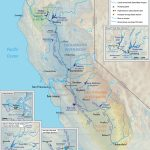 Central Valley Project   Wikipedia   California Water Map