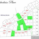 Chamberlain Place Community In Fairview, Tx – Homesj. Anthony   Fairview Texas Map