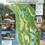 Champagne Lakes Rv Resort   Resort Map   California Rv Resorts Map
