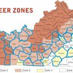 Changes Coming For Kentucky Deer Hunters As Season Starts Saturday   Texas Deer Hunting Zones Map