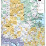 Chappie Blm Map | Off Road | Offroad, Trail Maps, California Map   Blm Ohv Maps California