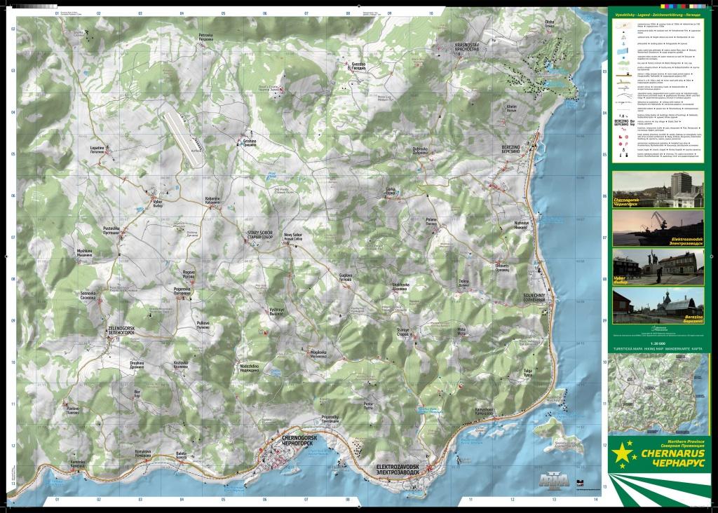 Chernarus Map Poster That I Printed : Dayz - Printable Dayz Standalone Map