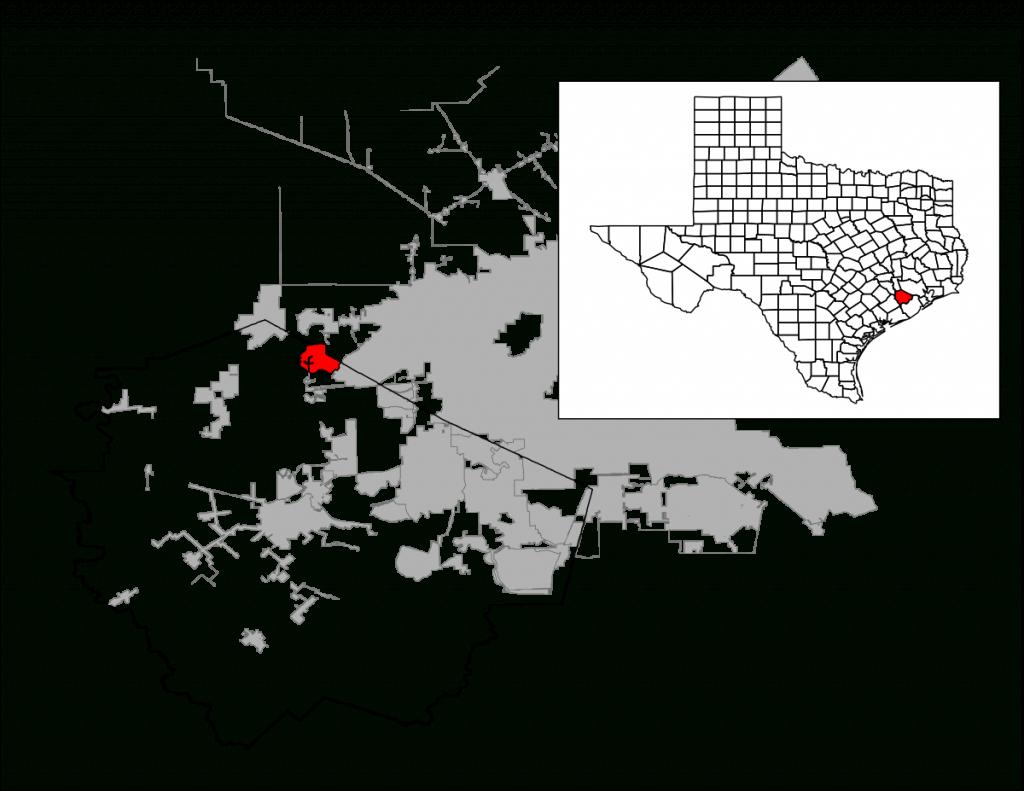 Cinco Ranch, Texas - Wikipedia - Map Of Cinco Ranch Texas