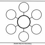 Circle Map Template | Ageorgio   Bubble Map Printable