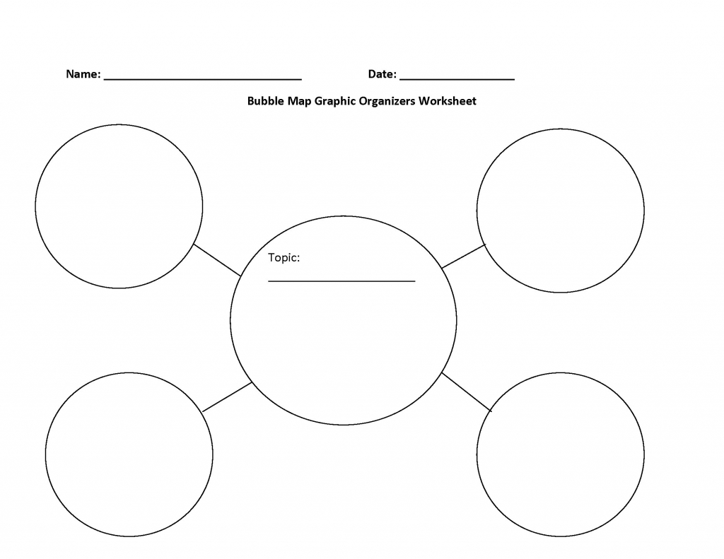 Circle Map Template Word Printable Online Calendar With Double - Circle Map Template Printable