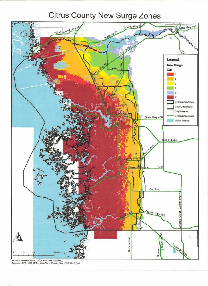 Citrus Hills Florida Map