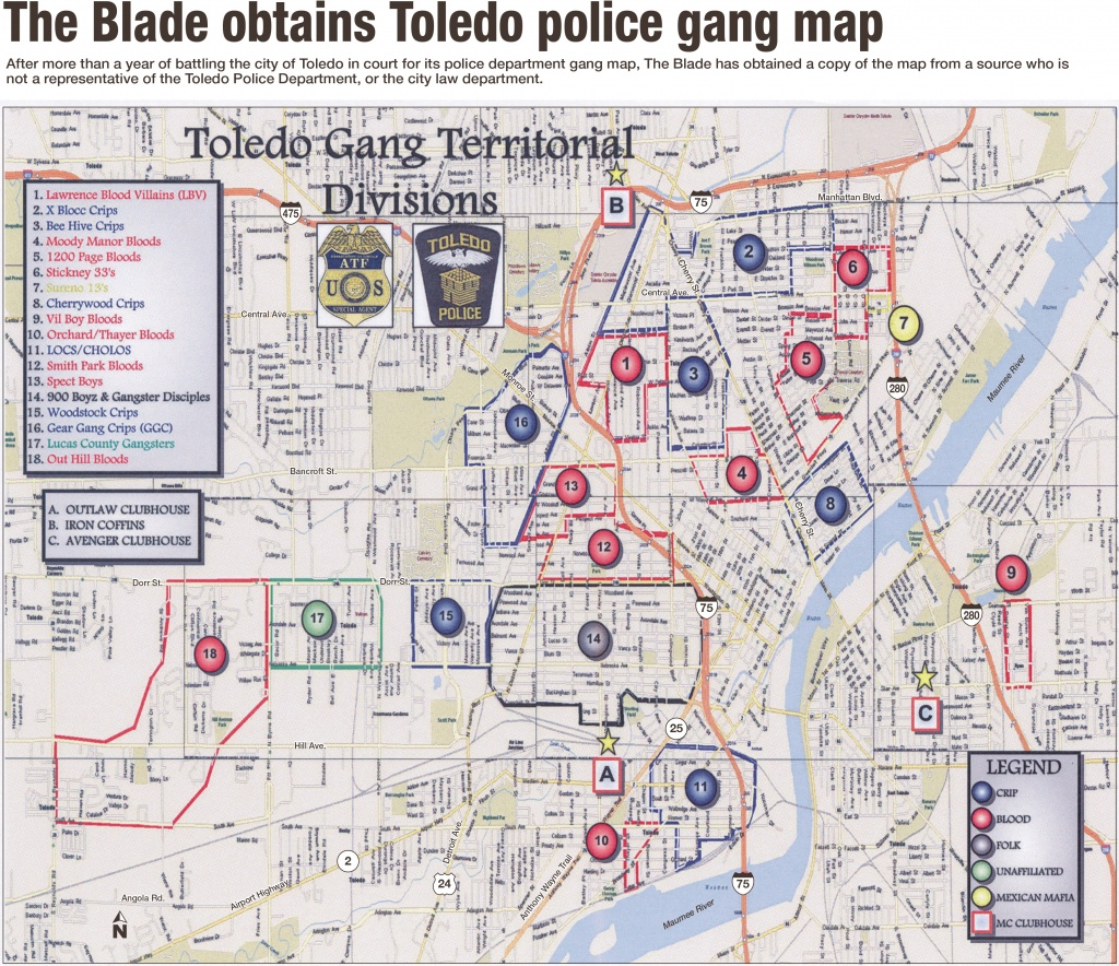 City Map Of Toledo Ohio And Travel Information | Download Free City - Printable Map Of Toledo Ohio
