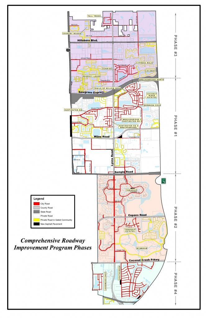 City Maps - Coconut Creek Florida Map