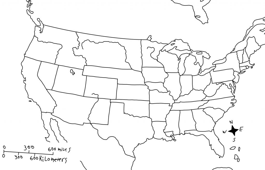 Civil War Blank Map Us History Map Inspirational Geography Blog - Printable Civil War Map