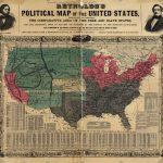 Civil War | The Handbook Of Texas Online| Texas State Historical   Civil War In Texas Map