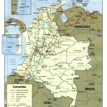 Colombia Maps | Printable Maps Of Colombia For Download   Printable Map Of Colombia