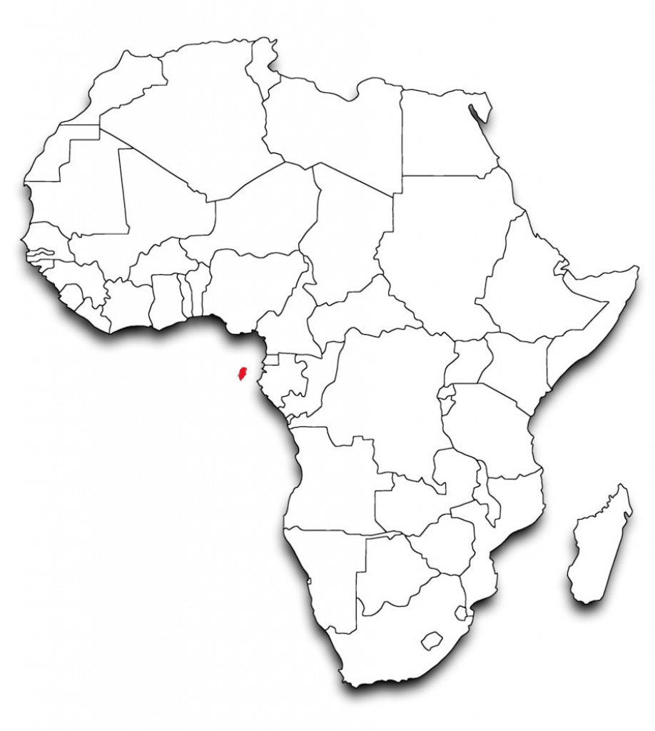 Coloring Map Of Africa With Countries New Best African Ideas - Printable Map Of Africa With Countries