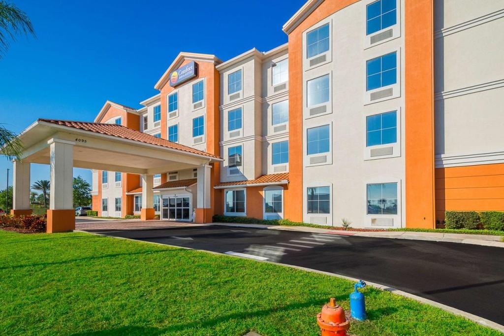 Comfort Inn & Suites Maingate South, Davenport, Fl - Booking - Davenport Florida Hotels Map