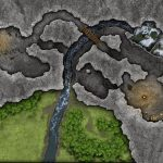 Community Made Lost Mine Of Phandelver Maps ~ Dnd Online Collective   Cragmaw Hideout Printable Map