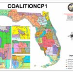 Congressional Districts Drawnvoting Rights Groups Go To Florida   Florida House Of Representatives District Map