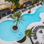 Cool Hotel Pools In Houston | Resorts & Hotels In Houston   Map Of Hotels In Houston Texas